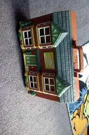 Wallace and gromit carry case