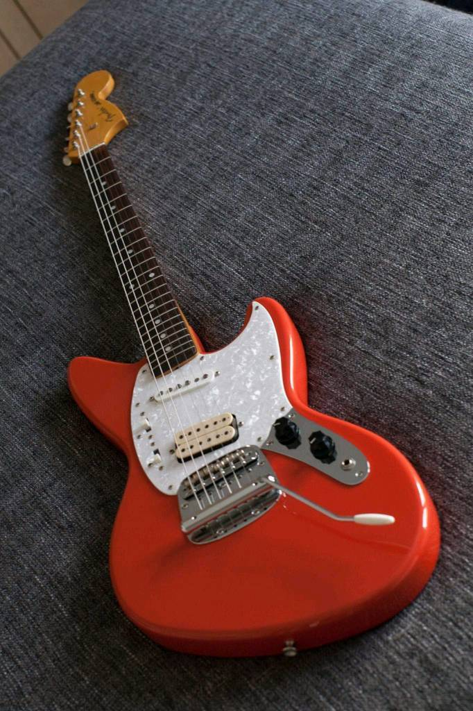 Fender Jagstang Kurt Cobain Designed Px Trades Offers Welcome
