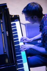 Jazz Piano / Theory Lessons in Glasgow City Centre