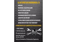 DJ Automotive Engineering. Reliable & good value mechanic