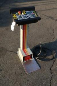 ETS CONTROL Panel Stand W/ Foot Pedal