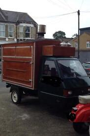 Pizza van / catering van