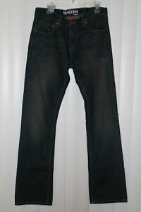 Men's dENIZEM Jeans by Levi's 233 Low Boot Cut Size 32 x 34 New Without Tags