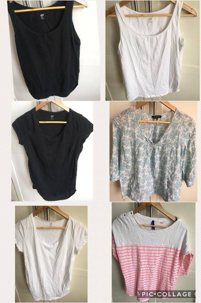 Maternity clothing size 12-14