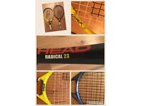 2 x Tennis Racquets for kids