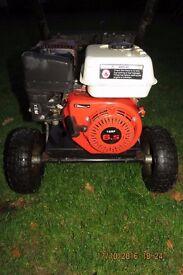 Petrol pressure power washer 6.5HP Spares or Repairs