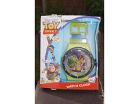 Toy Story (Disney Pixar) Watch Wall Clock