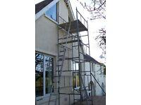 6 metre scaffold tower
