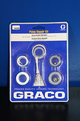 Graco Packing Kit Repair Kit 222588 For Em 590 Ultra 433 750 1000 Gm3500 Ultra