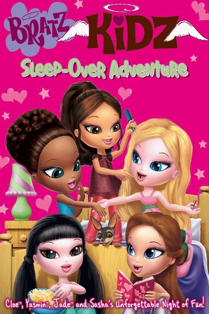 Kids - Bratz dvd - sleep over adventure