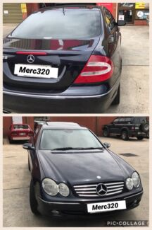 2003 Mercedes Benz Clk320 Prospect Prospect Area Preview