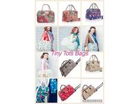 Pre packed maternity bags
