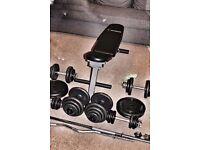Home Fitness gym equipment