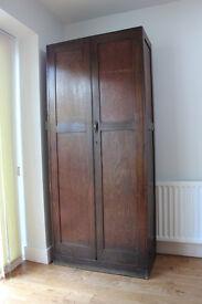 1930s vintage storage Cupboard