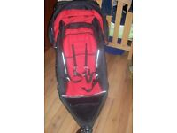 Baby Weavers Lynx Tandem double pushchair (like Phil & Teds)