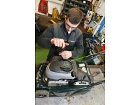 Experienced Lawn & Garden Machinery SERVICE TECHNICIAN