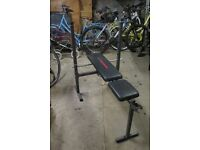 Weider 215 weights bench