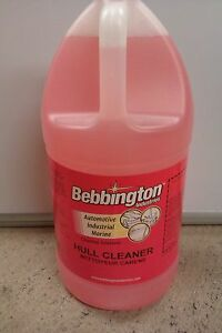 HULL CLEANER 16.00 A JUG.