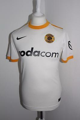 NIKE KAIZER CHIEFS RARE 2009-2010 AWAY SHIRT SIZE SMALL