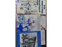 Books about Cambridge by F. T. Unwin. 9 different titles