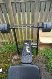 Weight bench 30kg