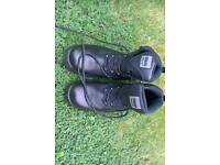Sterling waterproof size 9 workboots.