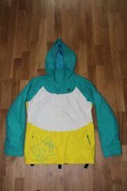 Women's DC ski / snowboard jacket (small / 6-8)