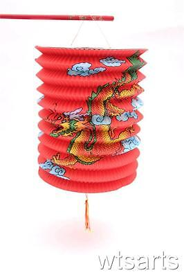 Dragon Design Paper Chinese New Year Lantern, Lanterns