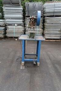 AZIMUTH MACHINERY 4 Tons Part- Revolution Punch Press