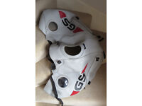BMW R1100GS Tank cover