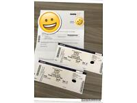 Daughtry concert tickets x2 & hotel for 1 night