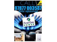 Boiler replacements £999 & breakdowns and no call out charges