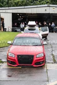 Audi S3 8p s-tronic