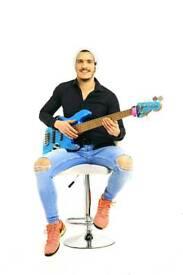 Bass Guitar Lessons - Bass classes in Golders Green!