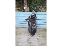 Golf Clubs - Full Set - Macgregor Irons