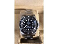 Rolex deepsea dweller deep sea diver 44mm luxury automatic diver Watch brand new in Swiss wave box