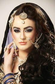 Asian Bridal makeup and Hair stylist. Party , proms & engagements. Bridal trials at £35. Birmingham.