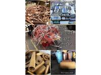 We collect scrap metal call me on 07549502021