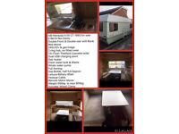 ABI Marauda 5 berth caravan