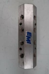 Anodized Aluminum Water Manifolds