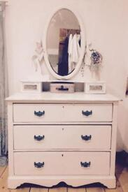 Beautiful Antique Dressing Table