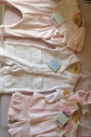Girls 0-3 designer garments