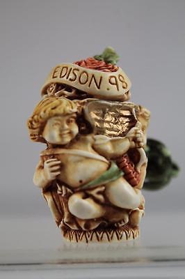 Harmony Kingdom 'Edison '98 Angel Pendant' RARE Event Piece #XXYED98Z  1064 made