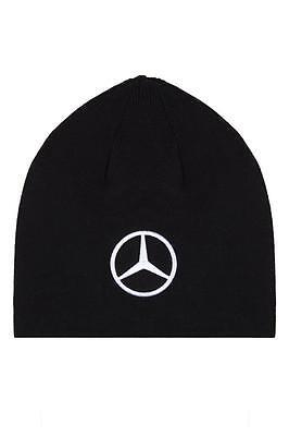 Mercedes Benz Formula 1 Petronas Amg F1 2017 Team Hugo Boss Black Beanie