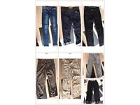 Woman's Size 8 Bundle of clothes.