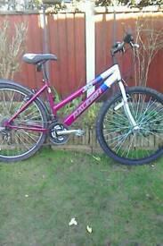 Ladies sports bike, collection near Norwich