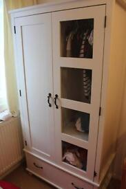 Childs/Baby wardrobe for sale (£50)