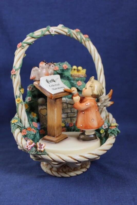 "Goebel Hummel ""Celestial Harmony Gift Set - Bird Duet "" #169, 1021-D, MIB R15181"