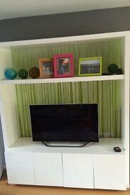 Habitat Aspen TV Wall Unit