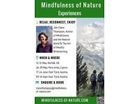 Mindfulness holidays